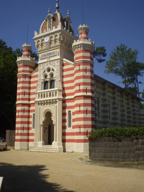 Chapelle Sainte Marie du Cap à L'Herbe