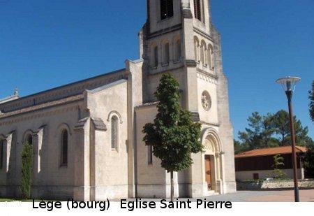 Saint Pierre à Lège (bourg)