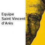 Logo Equipe Saint Vincent d'Arès