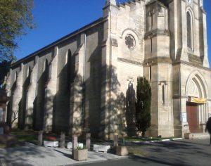 Diaporama sur l'église St-Seurin au Porge