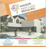 Réflexion, formation, partage à la Maison Saint Louis Beaulieu: 20/11/2018 & 14/01/2019