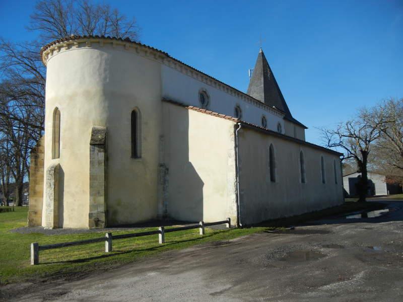 église Saint Sauveur- Le Temple