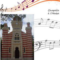 Concert en la chapelle de l'Herbe