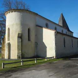 église St-Sauveur Le Temple. Diaporama