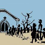 Dimanche en église