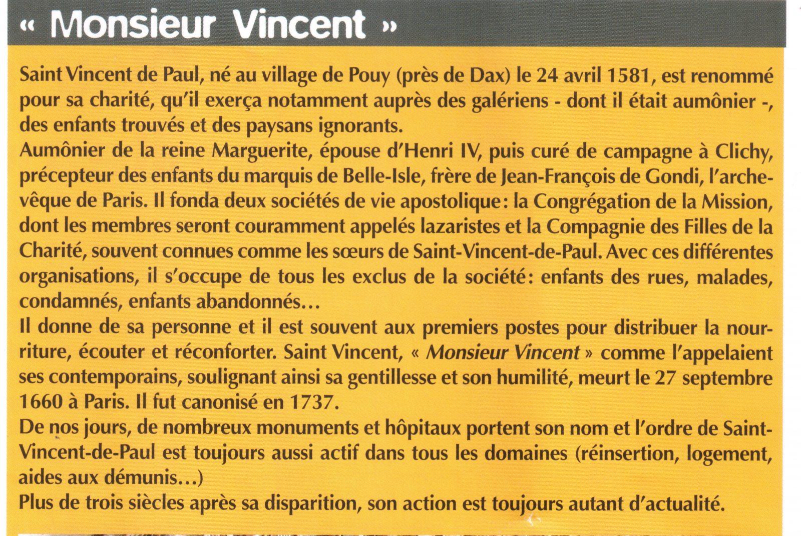 Mr Vincent
